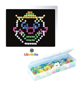 Lite Brite - create with light