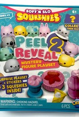 Soft N Slow Squishies Peel 2 Reveal Series #1