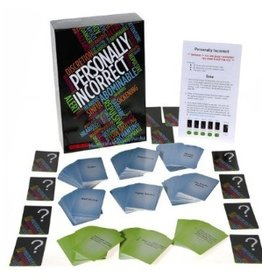 Not Intended for Family Game Nights!  Adult Party Game