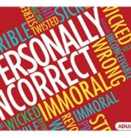 Personally Incorrect Expansion 1 (red)