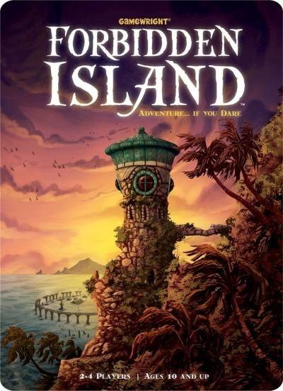 Forbidden Island: Adventure... If You Dare