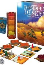 Forbidden Desert Game - Thirst for Survival