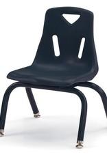 """Jonti Craft Berries Plastic Chair 10"""" Navy"""
