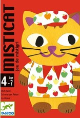 Misti Cat Old Maid Card Game