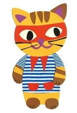 Misti Cat Old Maid Card Game
