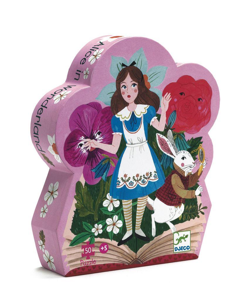 Alice in Wonderland 50pc Puzzle