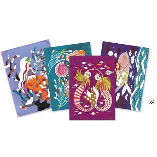 Glitter Boards Mermaids