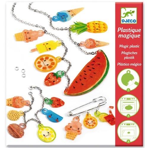 Magic Plastic Sweet Treats