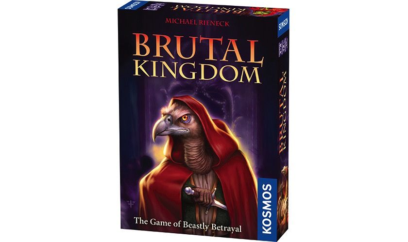 Brutal Kingdom Card Game