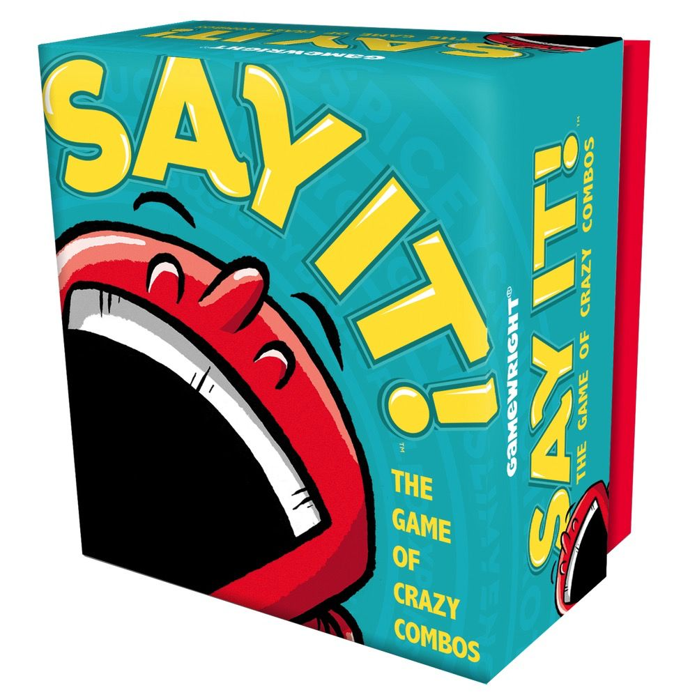 Say It! The Party Game of Crazy Combos