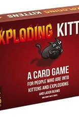 Exploding Kittens Card Game