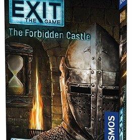 Exit : The Forbidden Castle Escape Room Game