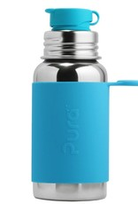 Pura Sport Bottle Aqua Sleeve 550ml