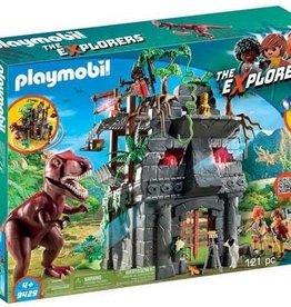 Playmobil - Hidden Temple with T-Rex