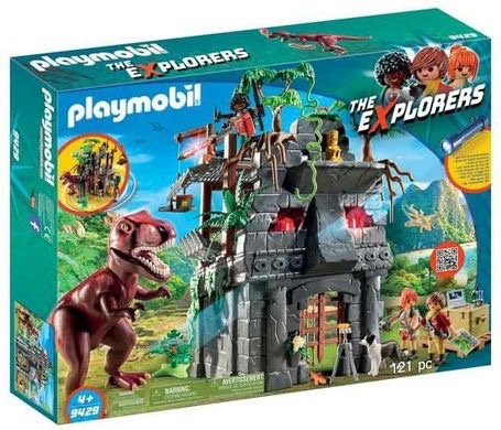 Playmobil Dinosaurs - The Explorers