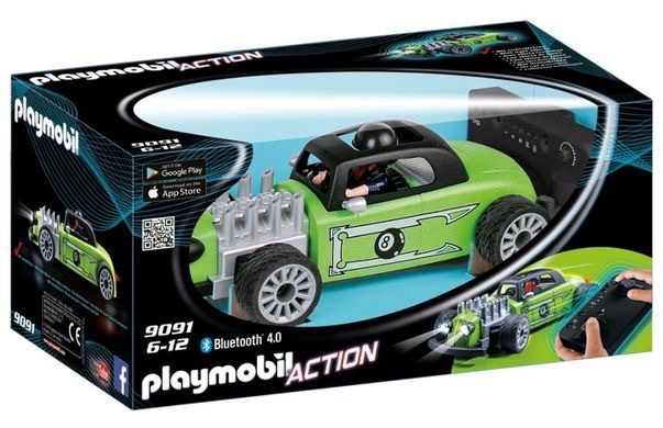 Playmobil Remote Control Roadster