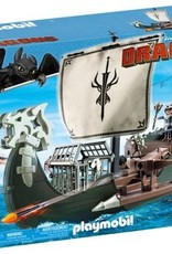 Playmobil Dreamworks Dragons - Drago's Ship