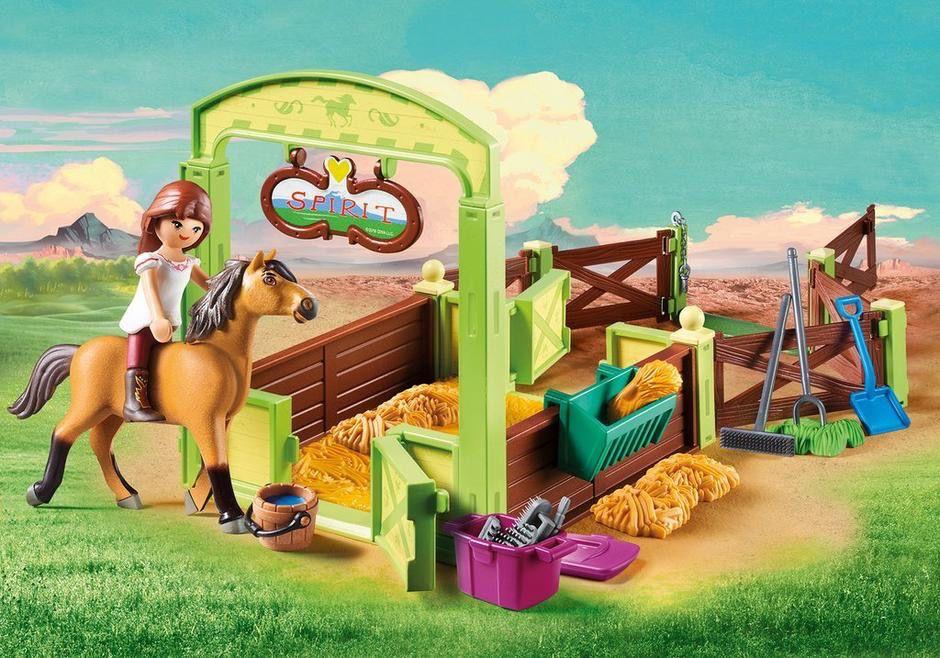 Playmobil Spirit - Lucky & Spirit
