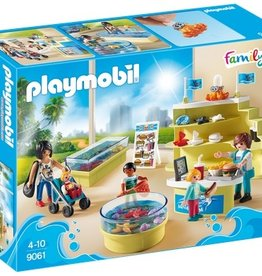 Playmobil - Aquarium Shop