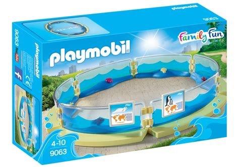 Playmobil - Aquarium Enclosure
