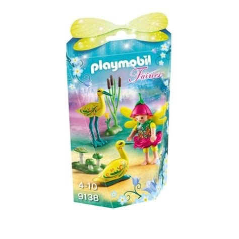 Playmobil Fairies - Fairy Girl with Storks