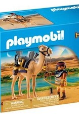 Playmobil History - Egyptian Warrior with Camel
