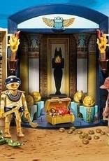 Playmobil History - Egyptian Tomb Play Box