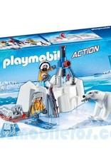 Playmobil Action - Arctic Explorers with Polar Bears