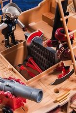 Playmobil Pirates - Pirate Raiders' Ship
