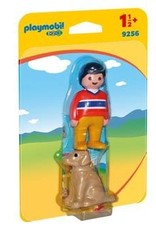 Playmobil 123 - Man with Dog