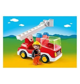 Playmobil 123 -  Ladder Unit Fire Truck