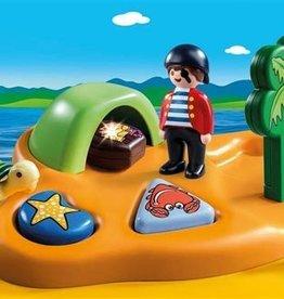 Playmobil 123 - Pirate Island