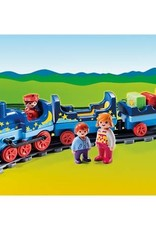 Playmobil 123 - Night Train with Track