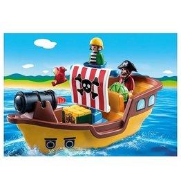 Playmobil 123 - Pirate Ship
