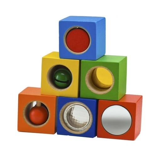 Haba - Stack & Learn Blocks