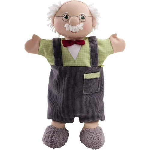 Haba - Glove Puppet Grandpa