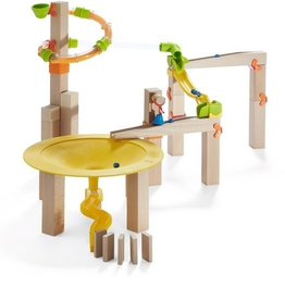Haba - Funnel Jungle Ball Track (Basic Pack)