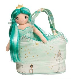 Princess Mermaid Sassy Sak Purse
