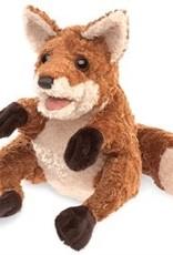 Crafty Fox Puppet