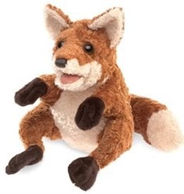 Crafty Fox Puppet