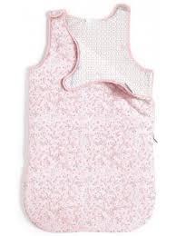 Djeco - Baby Sleeping Bag 0-6mos: Cotton Flower