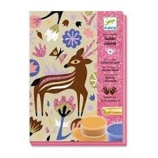 Djeco - Sand Art Kit: Woodland Wonderland