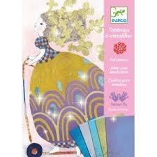 Djeco - Foil Pictures: So Pretty Kit