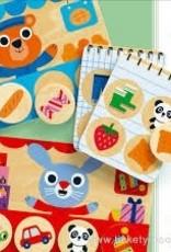 Djeco - Memo Shop Game