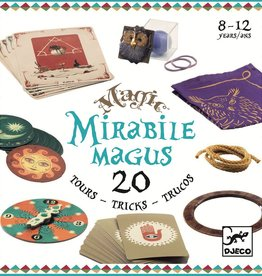 Mirabile Magus Magic Set 20 Tricks