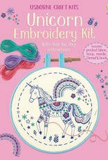 Embroidery kit: Unicorn