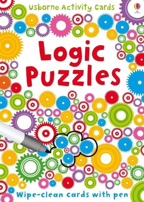 Wipe Clean Logic Puzzles