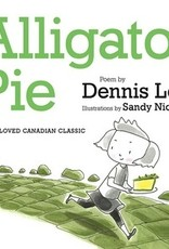 Alligator Pie Board Book by Dennis Lee