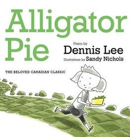 Alligator Pie Board Book by Dennis Lee