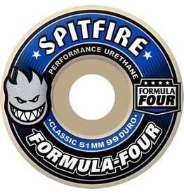 Spitfire Wheels F4 99D Classic 54